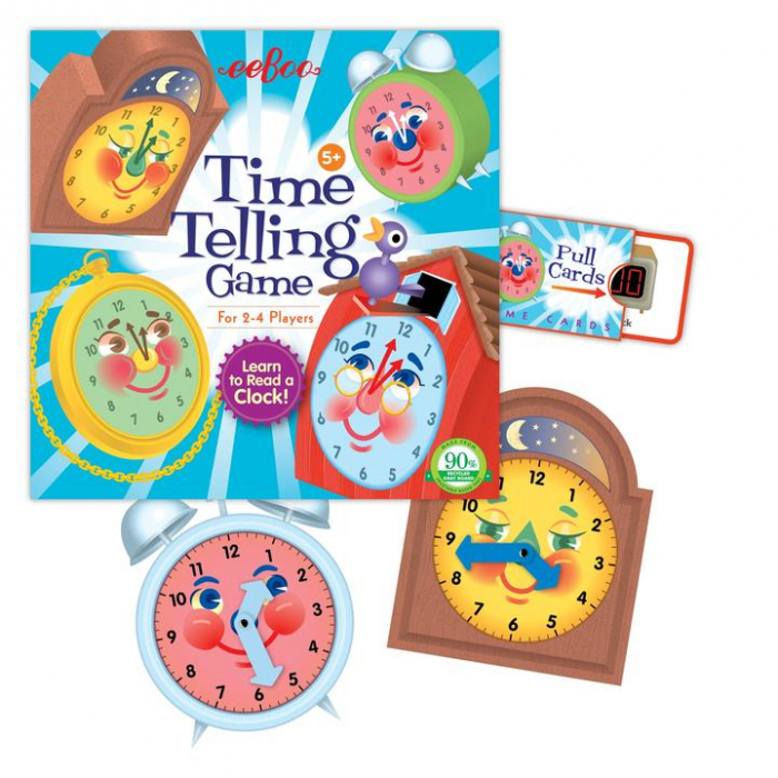 Time Telling Game - Cat e Ceasul? Joc educativ [1]