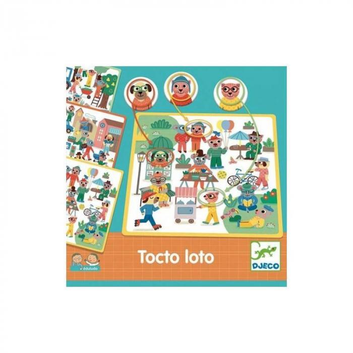 Eduludo Tocto Loto - Joc educativ 0