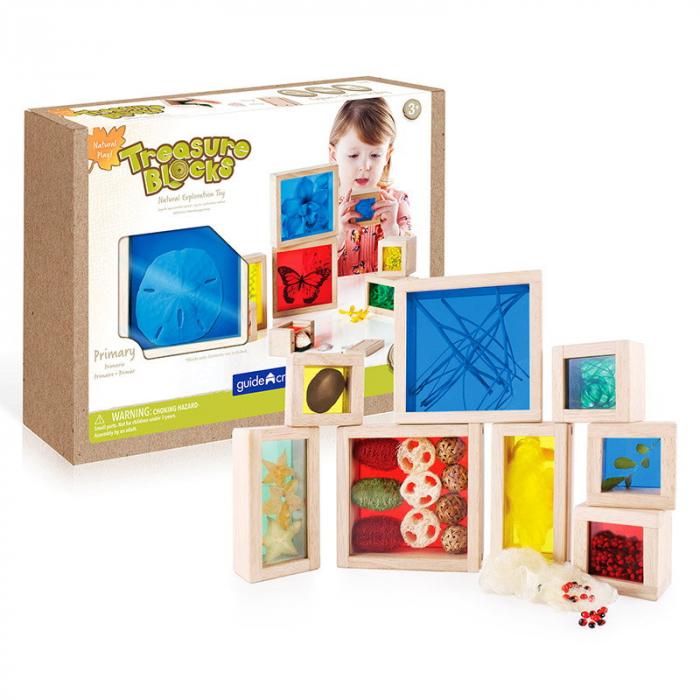 Treasure Blocks Colors 0