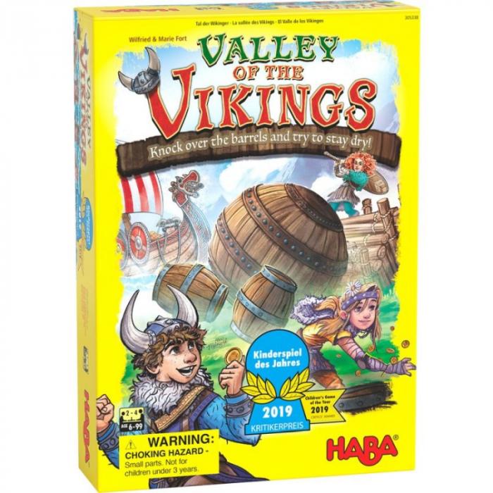 Valley of the Vikings - Valea vikingilor 0