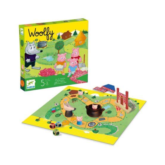 Woolfy - Joc de cooperare 1