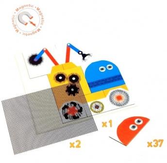 Kinoptik Vehicule - Joc educativ 2