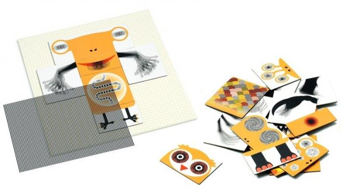 Kinoptik Animonsters - Joc educativ 1