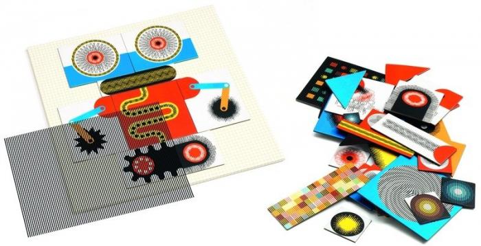 Kinoptik Roboti - Joc educativ 1