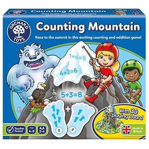 Counting Mountain - Joc educativ0
