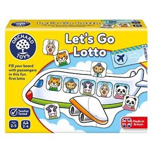 Let's go lotto - Joc educativ0