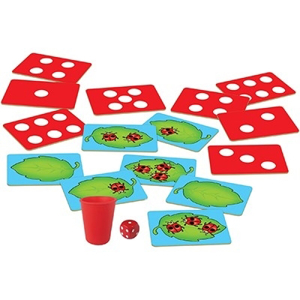The game of ladybirds - Joc educativ1