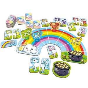 Rainbow Unicorns - Joc educativ1