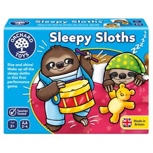 Sleepy sloths - Joc educativ0