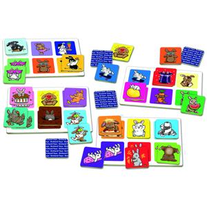 Funny bunny lotto - Joc educativ2