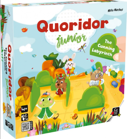 QUORIDOR JUNIOR - Joc de strategie0