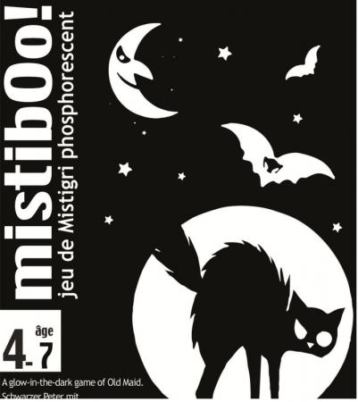 Mistibooh - Joc cu carti fosforescente0