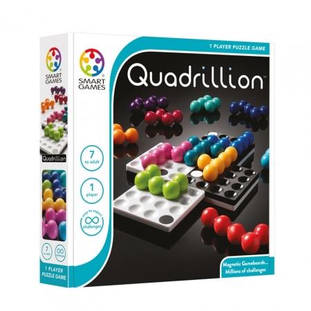 Quadrillion - Joc de logică0