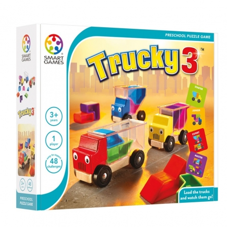 Trucky 3 - Joc de logică [0]