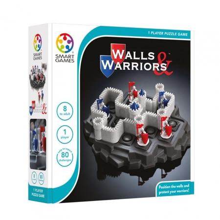Walls & Warriors - Joc de logică0