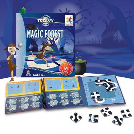 Magic Forest - Joc de logica1