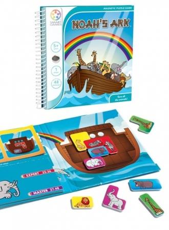 Joc de logica magnetic Noah's Ark1