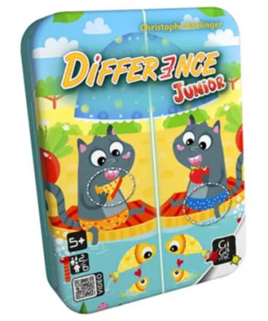 Difference Junior - Joc de familie0