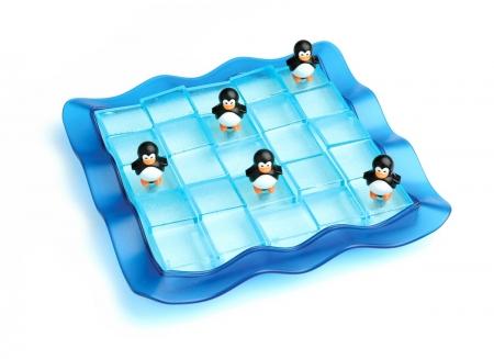 Penguins On Ice - Joc de logică1