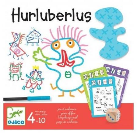 Hurluberlus - Joc creativ0
