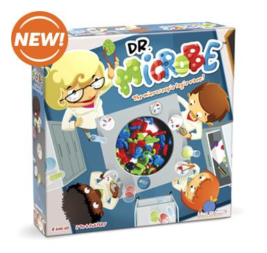 Dr. Microb - Joc de familie [0]