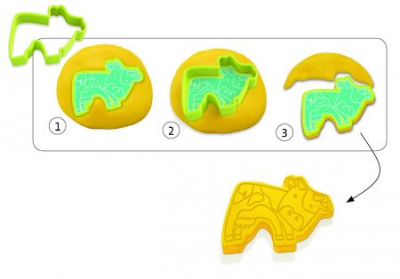 Forme pentru plastilina si stampile [1]