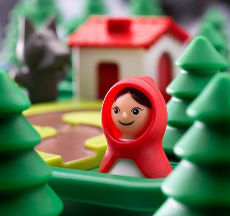 Little Red Riding Hood - Scufita rosie - Joc de logică [5]