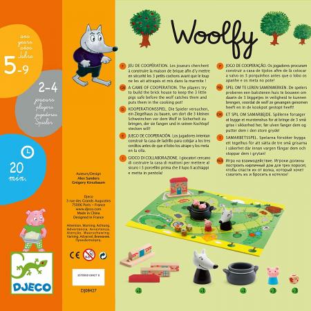 Woolfy - Joc de cooperare4
