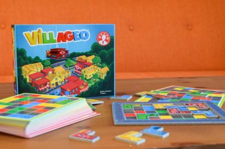 VILLAGEO - Joc de logica [2]