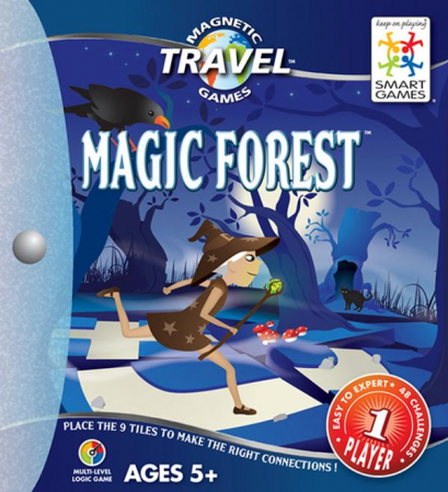 Magic Forest - Joc de logica0