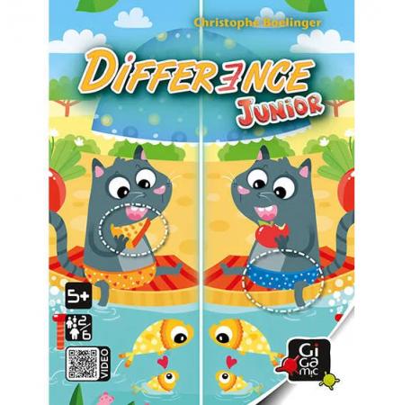 Difference Junior - Joc de familie1