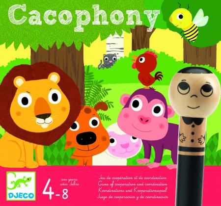 Cacophony - Joc de cooperare [0]