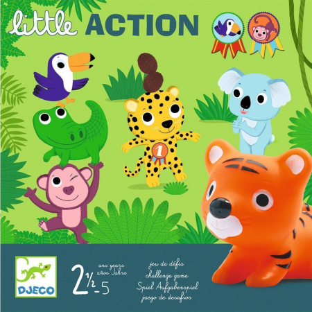 Little Action - Joc de familie0