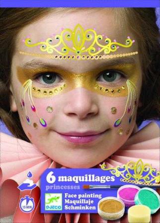 Set make-up culori non alergice Printese [0]