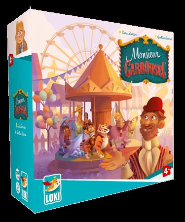 Monsieur Carrousel - Joc de cooperare0