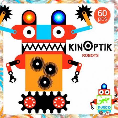 Kinoptik Roboti - Joc educativ0