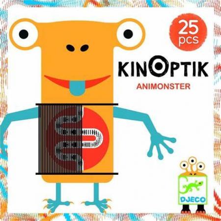 Kinoptik Animonsters - Joc educativ0