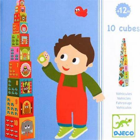 Turn de construit Masini - Joc educativ [0]