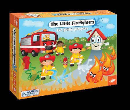 THE LITTLE FIREFIGHTERS - Joc de cooperare0