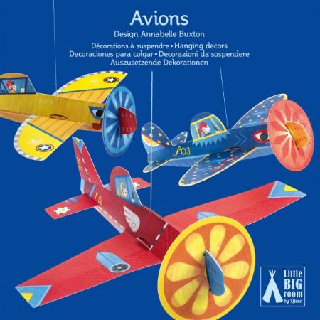 Decoratii mobile - Avioane [0]