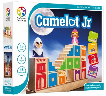 Camelot Jr. - Joc de logică0