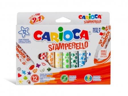 Carioca Stamperello - 12 buc [0]