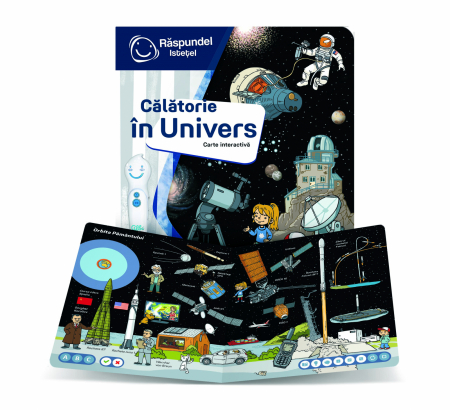 Carte Interactiva Calatorie in Univers [0]
