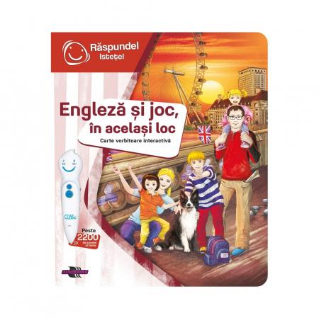 Carte Interactiva Engleza si Joc in Acelasi Loc [0]