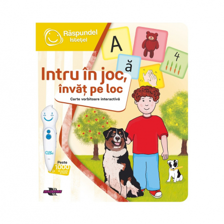 Carte Interactiva Intru in Joc Invat pe Loc [0]