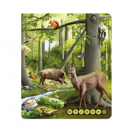 Carte Interactiva Lumea Animalelor [2]
