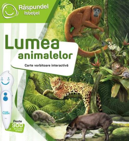 Carte Interactiva Lumea Animalelor [0]