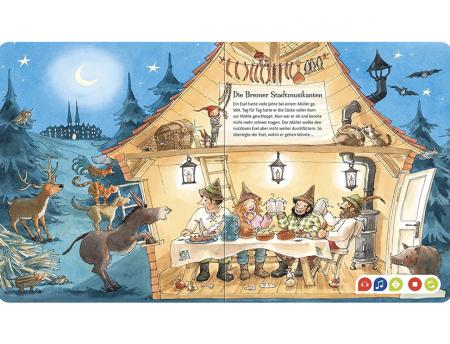 Carte Interactiva TipToi Cele mai frumoase povesti pentru copii [3]
