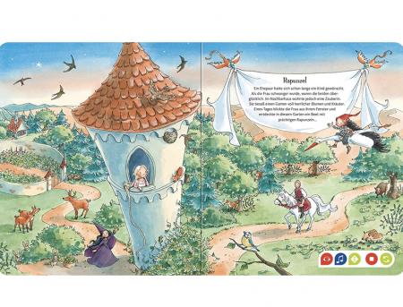 Carte Interactiva TipToi Cele mai frumoase povesti pentru copii [1]