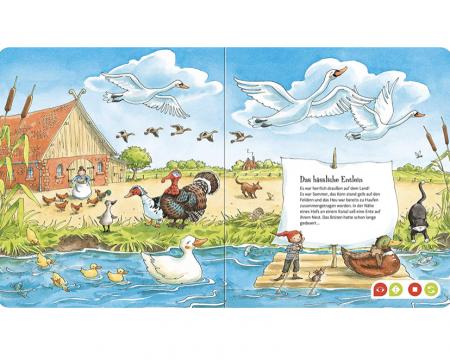 Carte Interactiva TipToi Cele mai frumoase povesti pentru copii [2]
